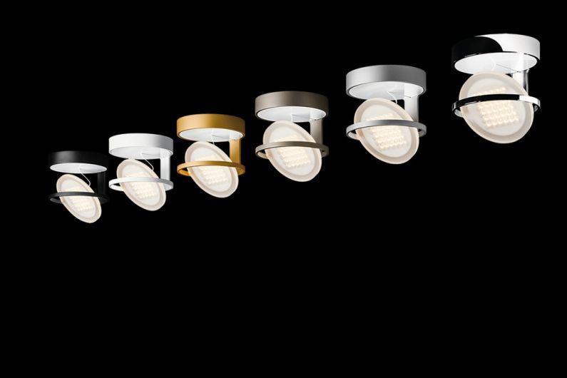 Nimbus LED RIM R 36 Deckenleuchte Farbvarianten